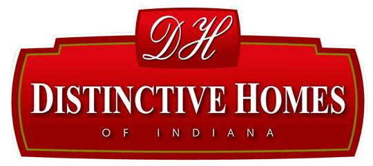 distinctive homes of indiana logo